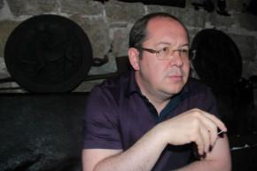 Леонид Гункевич, бывший вице-мэр