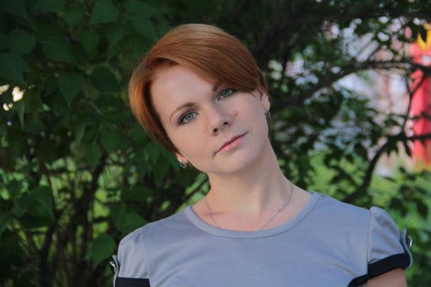 Ольга Хмелева, журналист Фото из архива редакции