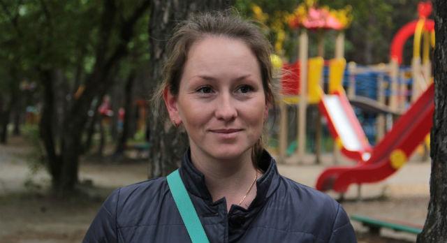 Наталья Кривобокова Фото Анны Неволиной