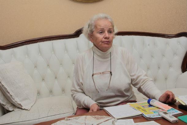Светлана Севак Фото Анны Неволиной