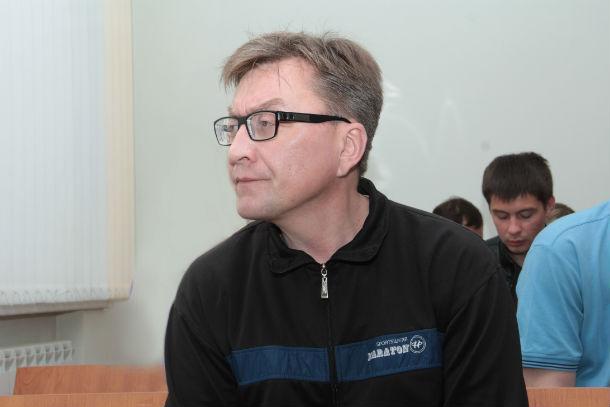Андрей Силкин Фото Анны Неволиной