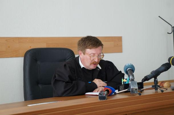 Судья Андрей Дунаев