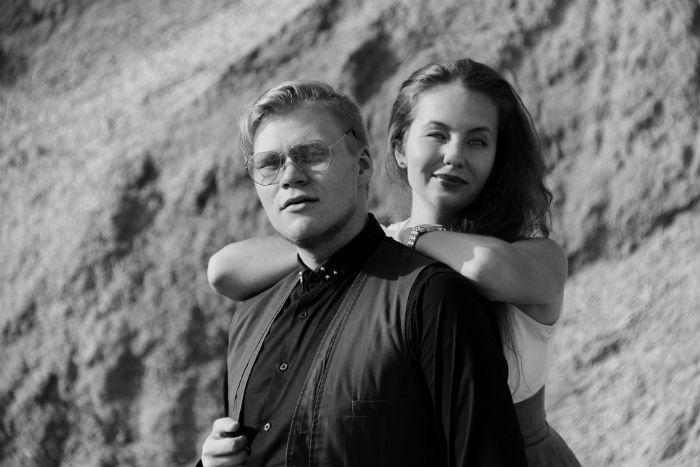 Евгений Гуляев и Евгения Цыганова (Фаткиева)
