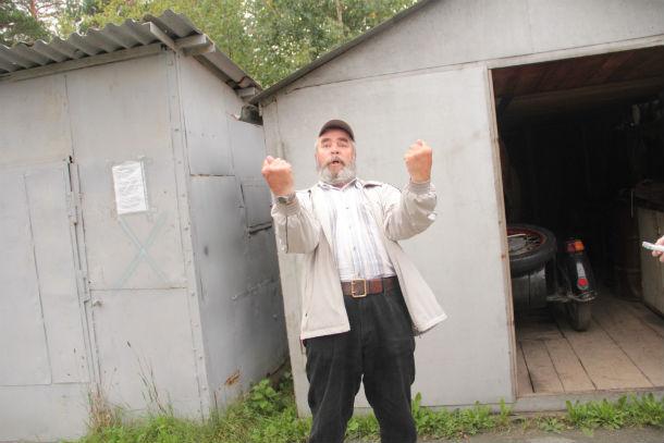 """Александр Соколов намерен отстаивать свою """"ракушку"""" до конца."""