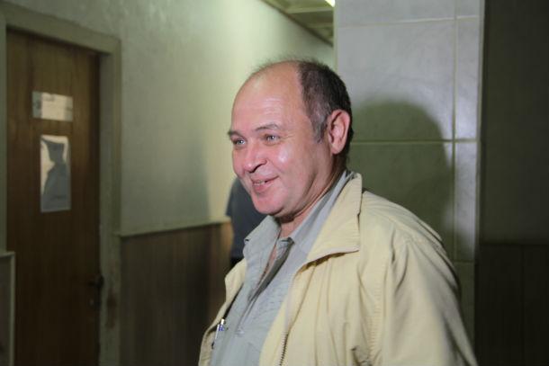 Сергей Петров, адвокат Леонида Гункевича Фото Анны Неволиной
