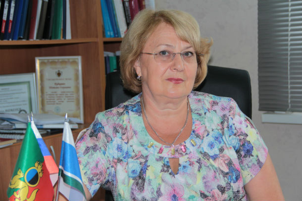 Татьяна Будкевич, адвокат Фото из архива редакции