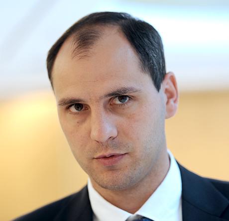 Денис Паслер, председатель правительства Свердловской области