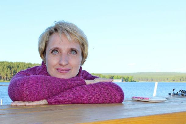 Елена Красулина, журналист
