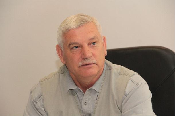 """Владимир Кравцов, директор СХПК """"Первоуральский"""""""
