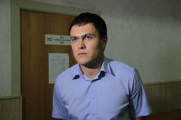 Дмитрий Крючков Фото Анны Неволиной