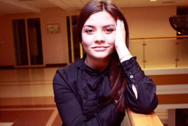 Мария Попова, журналист