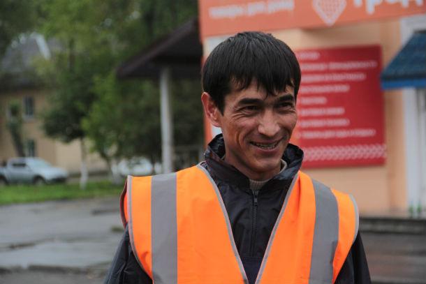 Аминазар Мирзаабдуллаев Фото Анны Неволиной