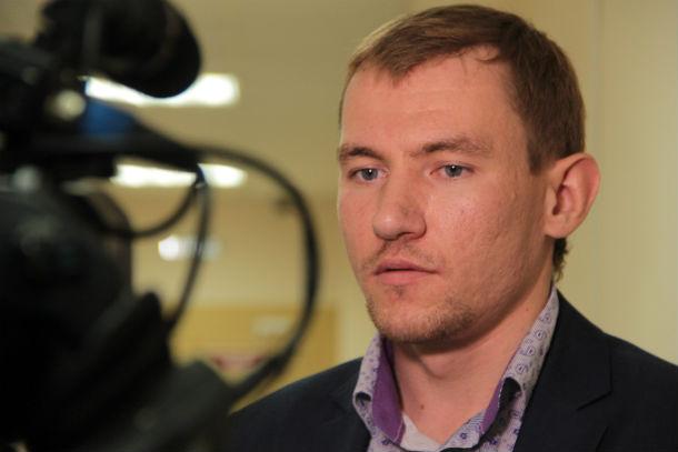 Василий Рябков
