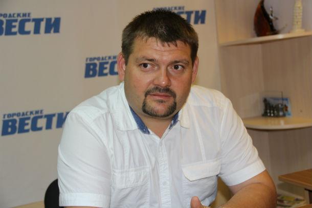 Денис Ярин, депутат Фото из архива редакции