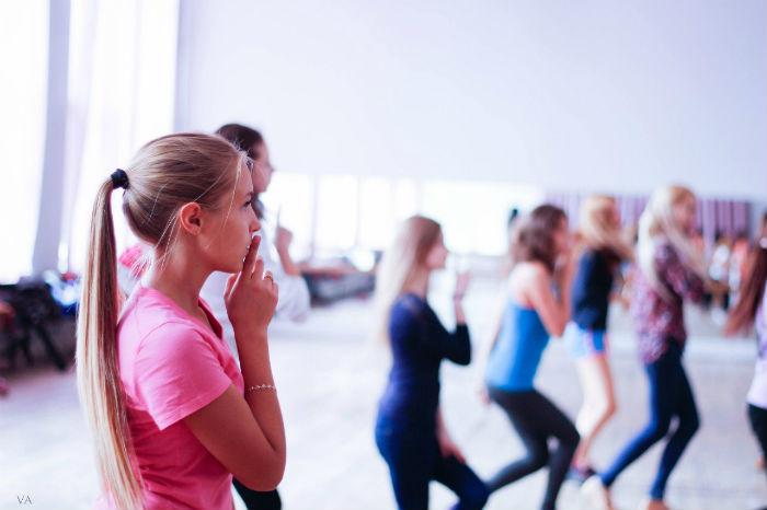 «Дневники Красы»: тренировка