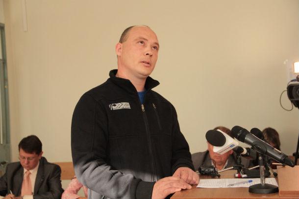 Владелец машины, которой управляла пьяная Таскина, Кирилл Минеев отказался на суде от обвинений в угоне. Фото Анны Неволиной