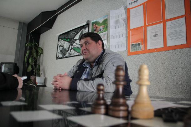 Максим Васильев Фото Анны Неволиной