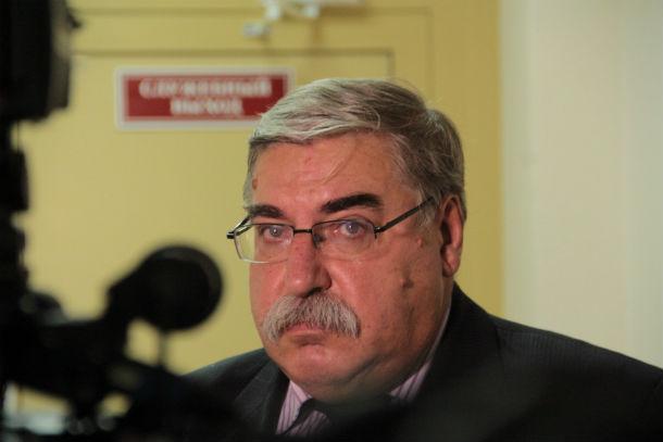 Валерий Колотилин, адвокат