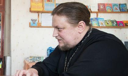 Отец Антоний Фото с сайте Ura.ru