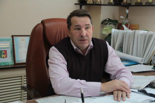 Михаил Мальцев Фото из архива редакции