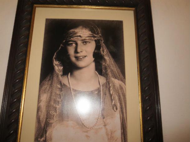 Портрет королевы Марии в девичестве Фото предоставлено Ольгой Варгановой