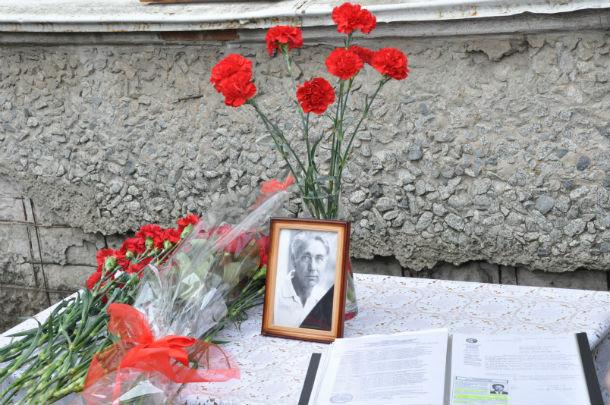 Алексея Старовойтова до сих пор чтят и помнят в Новоуткинске. Фото Анны Неволиной