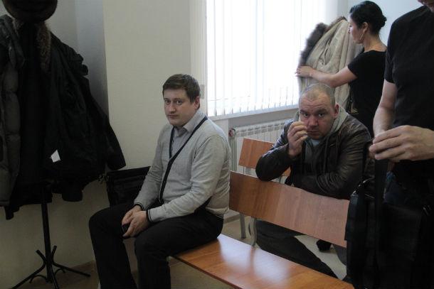 Геннадий Перваков (во втором