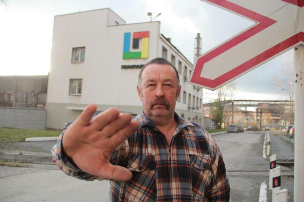 Владимир Терехов Фото из архива редакции