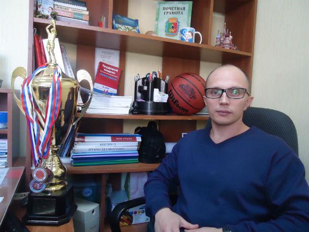 Александр Попов Фото Андрея Попкова