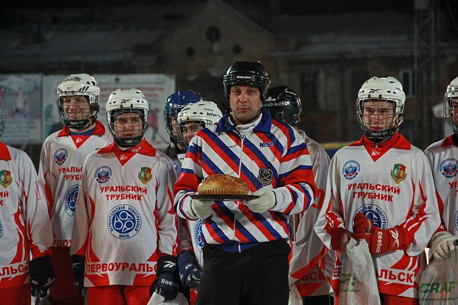 «Уральский Трубник» одержал победу над «Волгой»