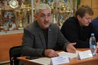 Эрим Хафизов, директор ХК «Уральский трубник» Фото Анны Неволиной