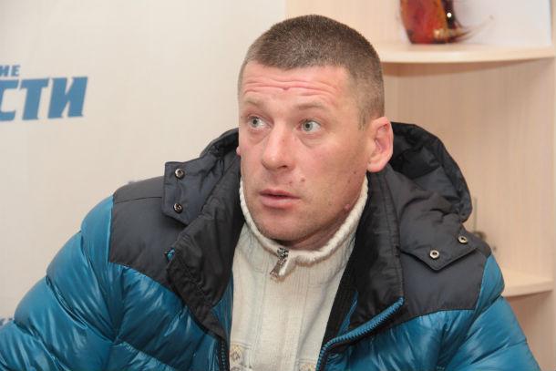 Александр Федотов уехал из Первоуральска на Украину вместе с родителями в пятилетнем возрасте. Спустя практически 30 лет он вернулся в Первоуральск беженцем. Фото Анны Неволиной