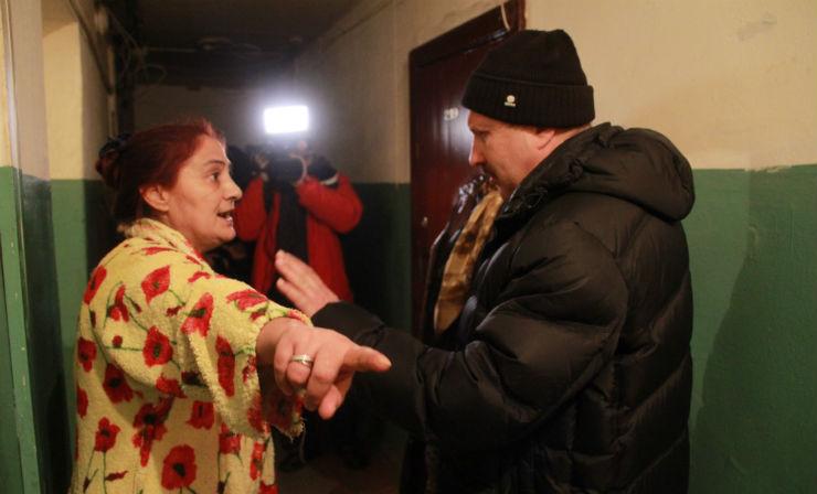 Со всеми проблемами мастер ЕРЦ Сергей Лепехин пообщал разобраться Фото Анны Неволиной