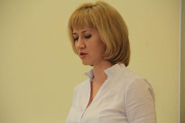 Татьяна Максименко, председатель комитета по управлению имуществом Фото Светланы Колесниковой