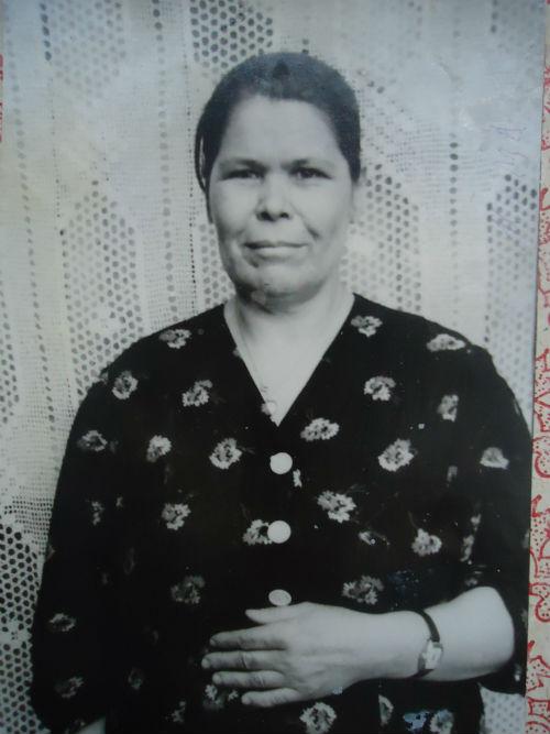 Мать Юрия Глушкова — Екатерина — уходила на смену на Старотрубный к семи утра. Работала волочильщицей. Работа тяжелая даже для мужчин, не говоря уже о 24-летней женщине Фото из семейного архива Глушковых