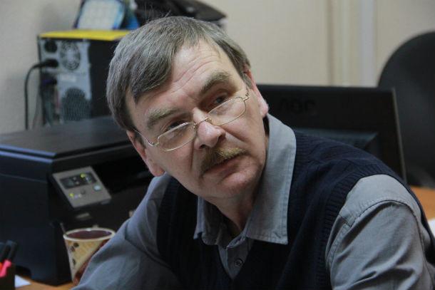 Валерий Муравьев Фото из архива редакции