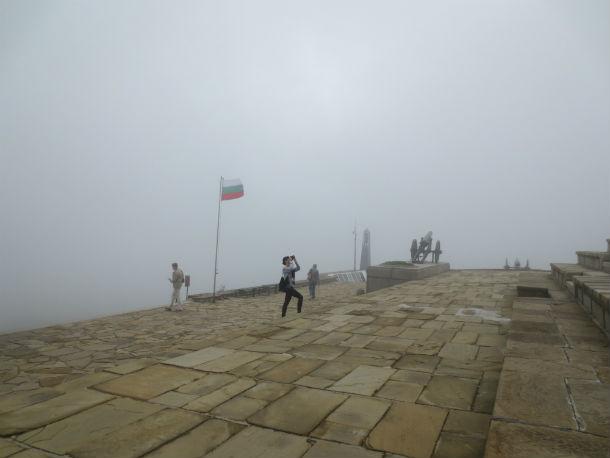 Молочный туман Фото предоставлено Ольгой Варгановой