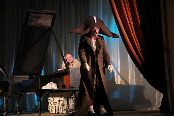 Театр «Вариант» готовится к премьере спектакля «Смерть Тарелкина»