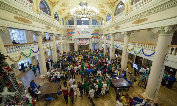 Всего на тест-драйве было зарегистрировано 77 команд Фото Ильи Сафарова
