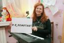 """Наталья Новодворская — почетный гость гала-концерта """"Я помогаю!"""""""