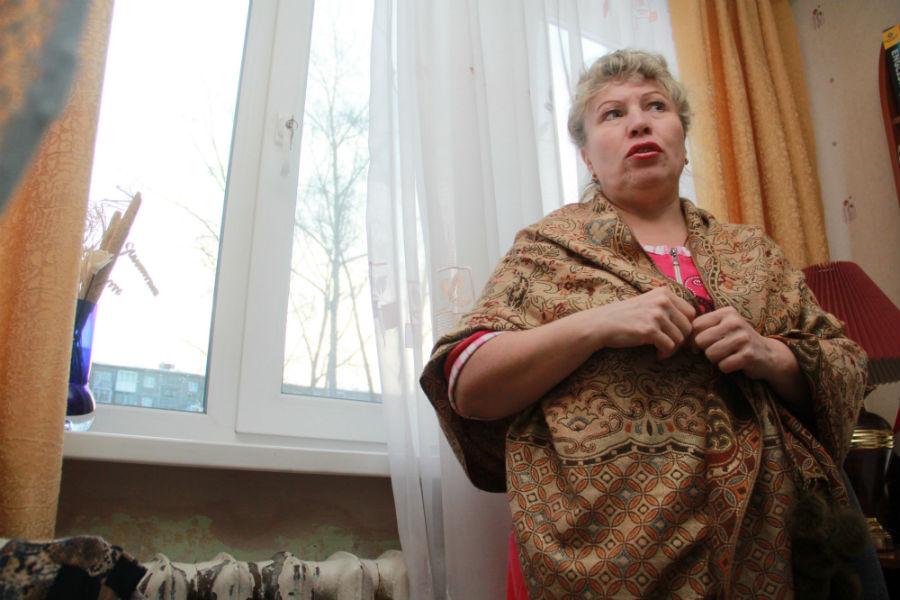 Татьяна Янник Фото Анны Неволиной
