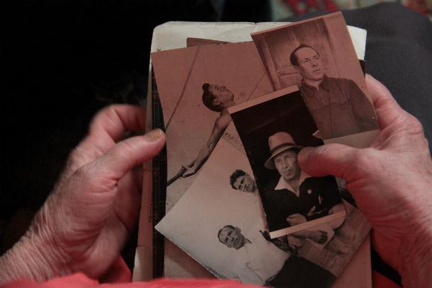 Семейный архив Людмилы Тороповой