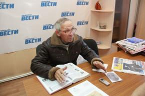 Риф Юсупов Фото Анны Неволиной