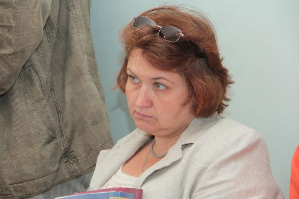 Адвокат Елена Ляшенко Фото из архива редакции