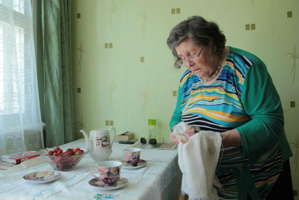 Анжелика Арсеньевна Арбузова Фото Анны Неволиной