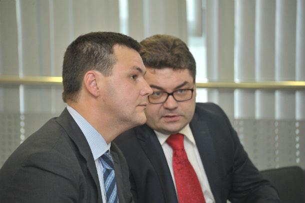 Алексей Дронов (на переднем плане) Фото из архива редакции