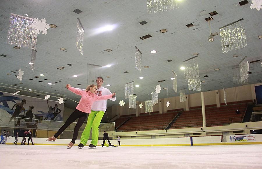 В Первоуральске пройдет шоу «Танцы на льду»