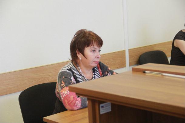 Адвокат Сарафанова — Светлана Мамаева