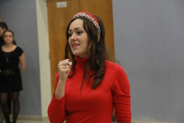 Алена Кубышева Фото Анны Неволиной