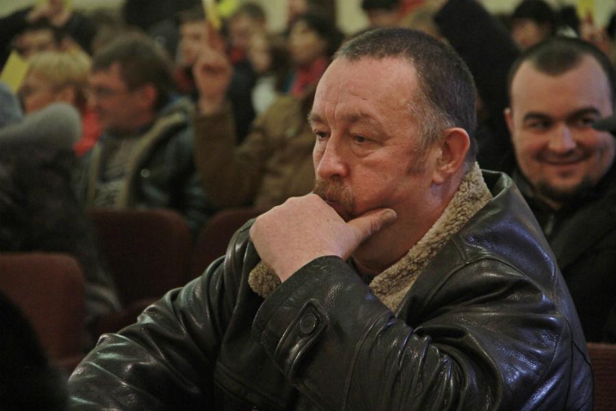 Общественник Владимир Терехов заявил, что он этого просто так не оставит